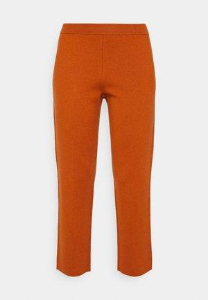 TREECA PULL  - Trousers - rust