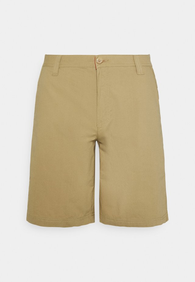 WASHED OUT™ - Outdoor shorts - crouton