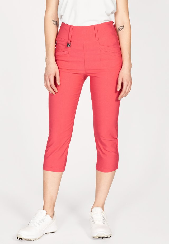 Leggings - Trousers - berry