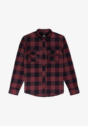 TACOMA - Shirt - vint red heathe
