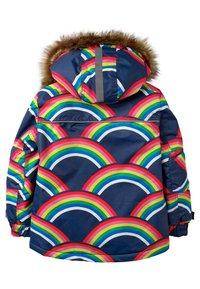 Boden - Outdoor jacket - schuluniform-navy, regenbogen - 1