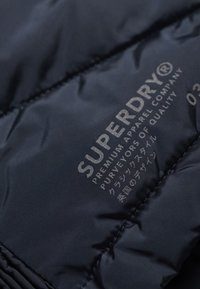 Superdry - Light jacket - blue - 5