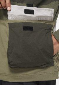 Nike Sportswear - Outdoor jacket - college grey/black - 5