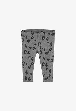 ANIMAL PRINT  - Leggings - Trousers - grey