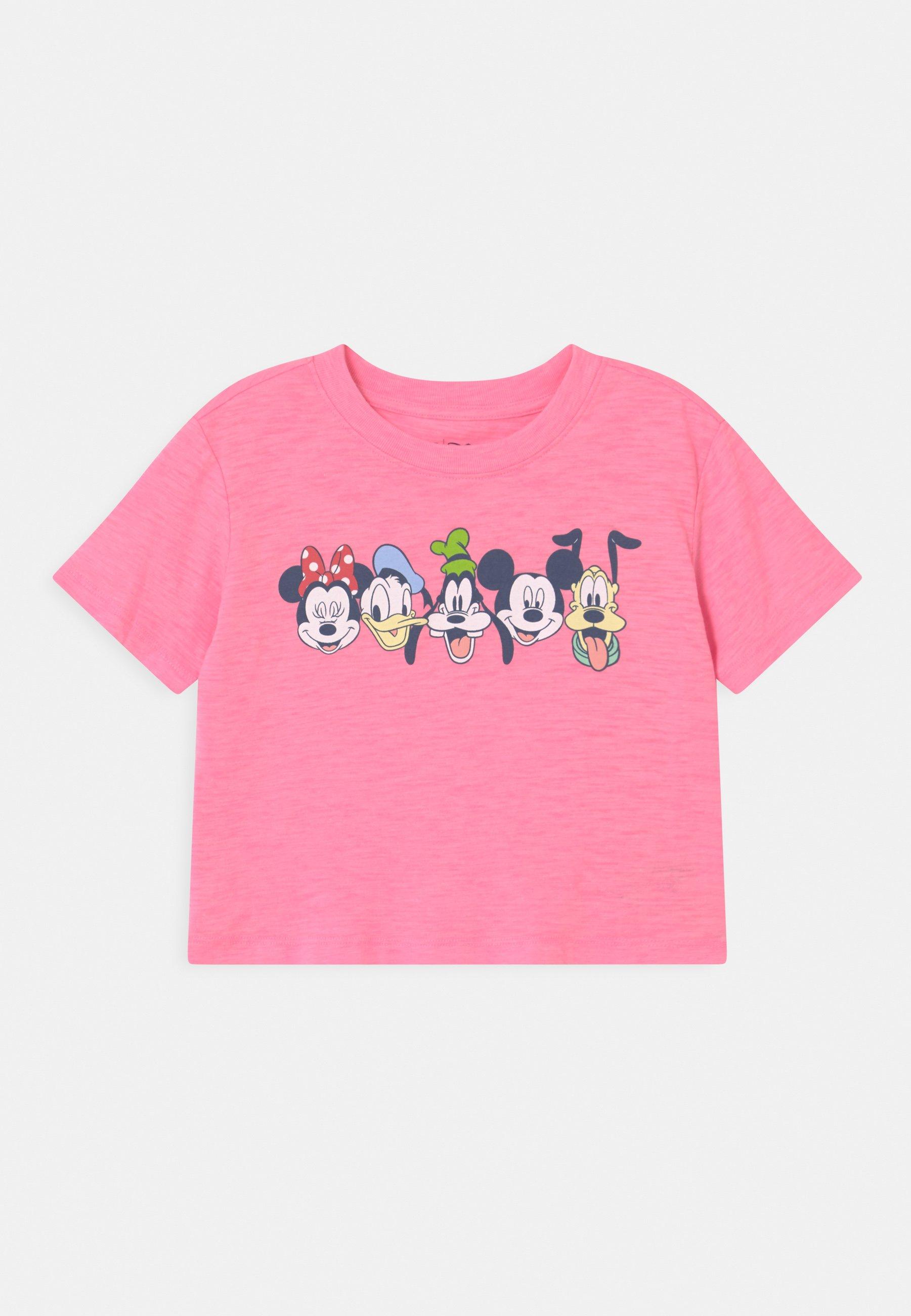 Kids GIRL MICKEY & FRIENDS - Print T-shirt