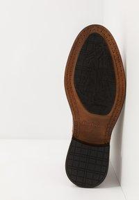 Barbour - BEDLINGTON - Classic ankle boots - tan - 4