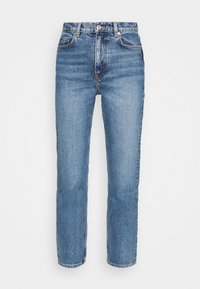 ARKET - Straight leg jeans - blue medium - 4