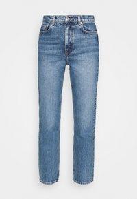 Jeans straight leg - blue medium