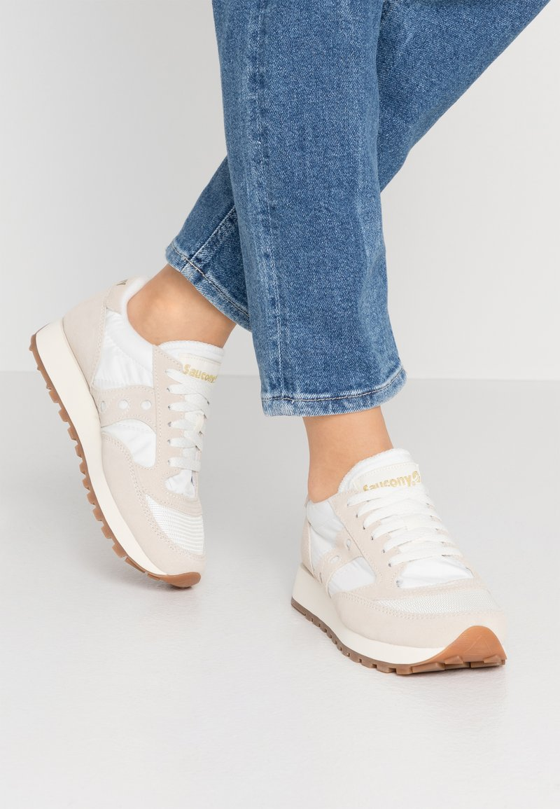 Saucony - JAZZ VINTAGE - Trainers - marshmallow