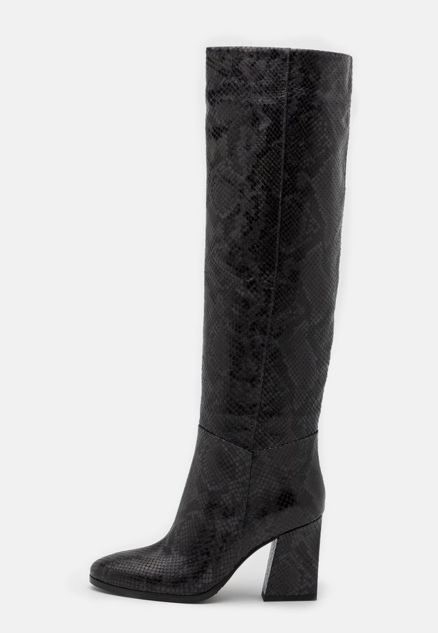 Boots - anthrazit