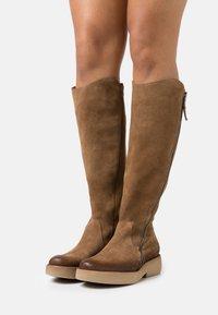 Felmini - EXTRA - Platform boots - marvin stone - 0