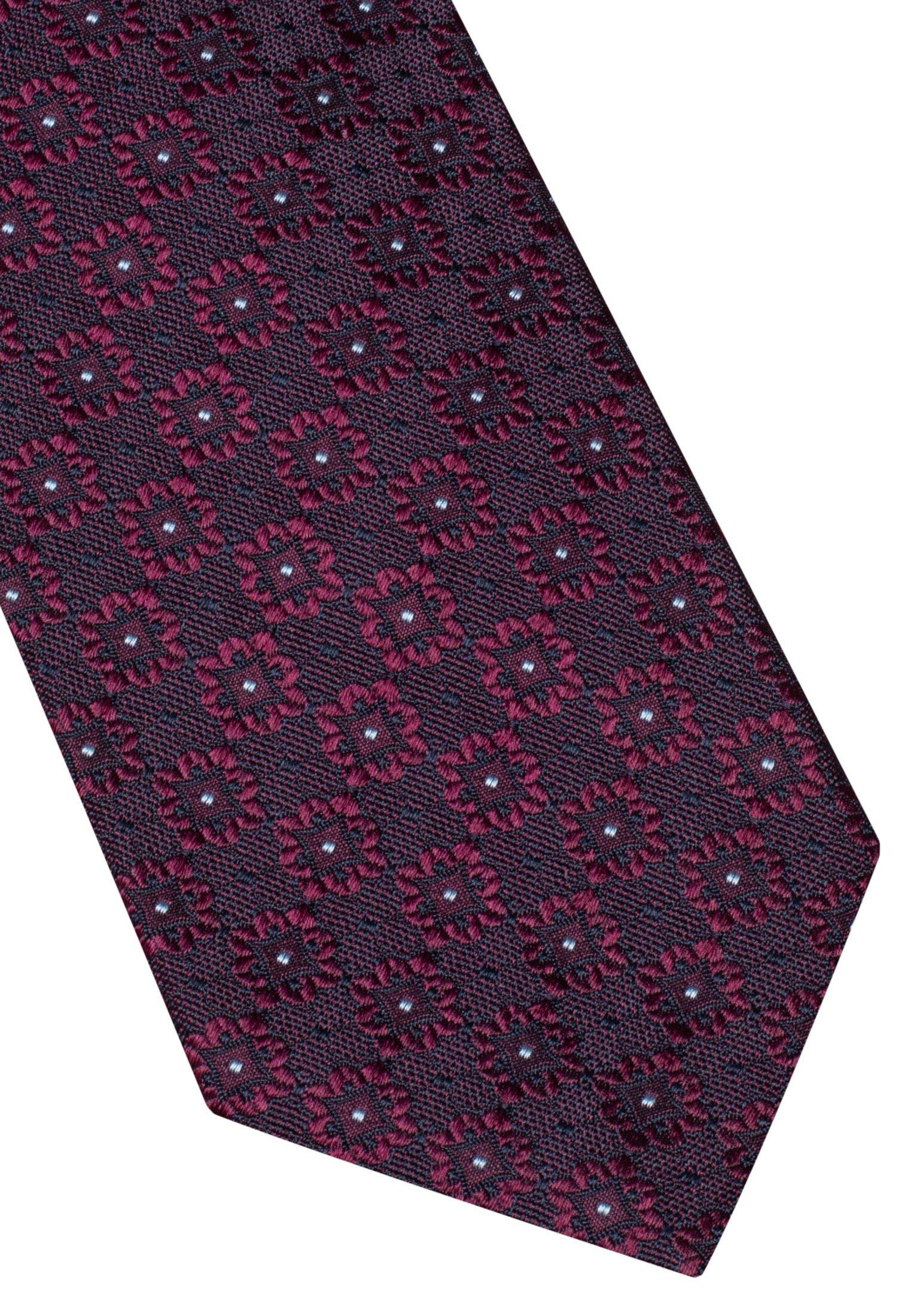 Eterna Krawatte - Rot/blau