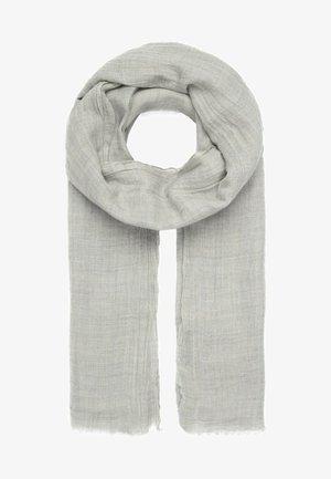 Sjaal - hellgrau melange