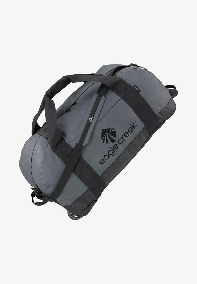 Wheeled suitcase - stone grey