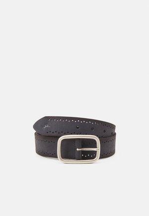 Belt - anthracite