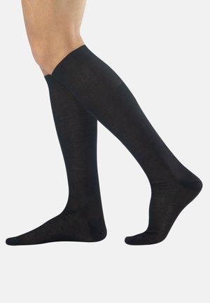 2 PACK - Knee high socks - black