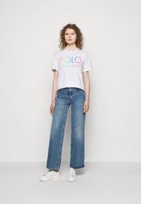 Polo Ralph Lauren - T-shirts med print - white - 1