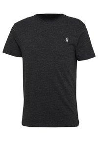 T-shirts basic - black marl heather