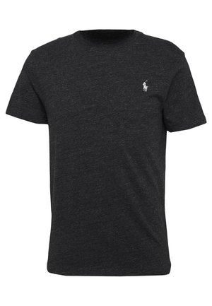 SHORT SLEEVE - T-shirt basic - black marl heather