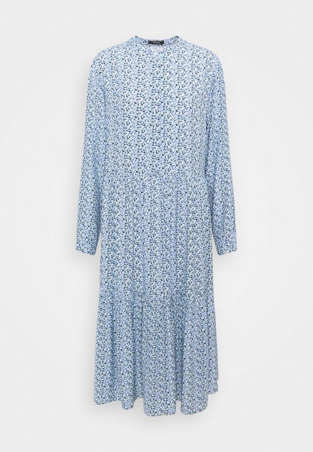 WERANI BLOOM - Sukienka koszulowa - blue mood