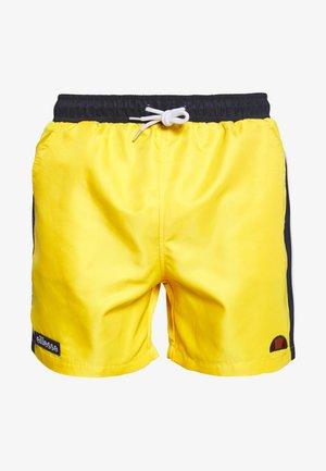 GENOA - Badeshorts - yellow