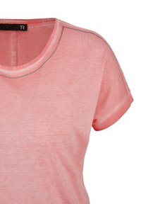 TR - Basic T-shirt - pink meliert - 2