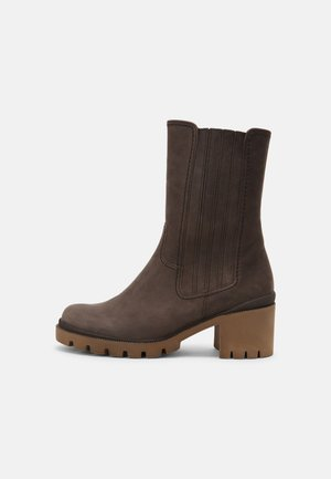 Classic ankle boots - espresso