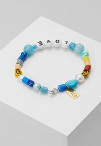 WALD - CANDY MAN BRACELET LOVE - Bracelet - blue - 3