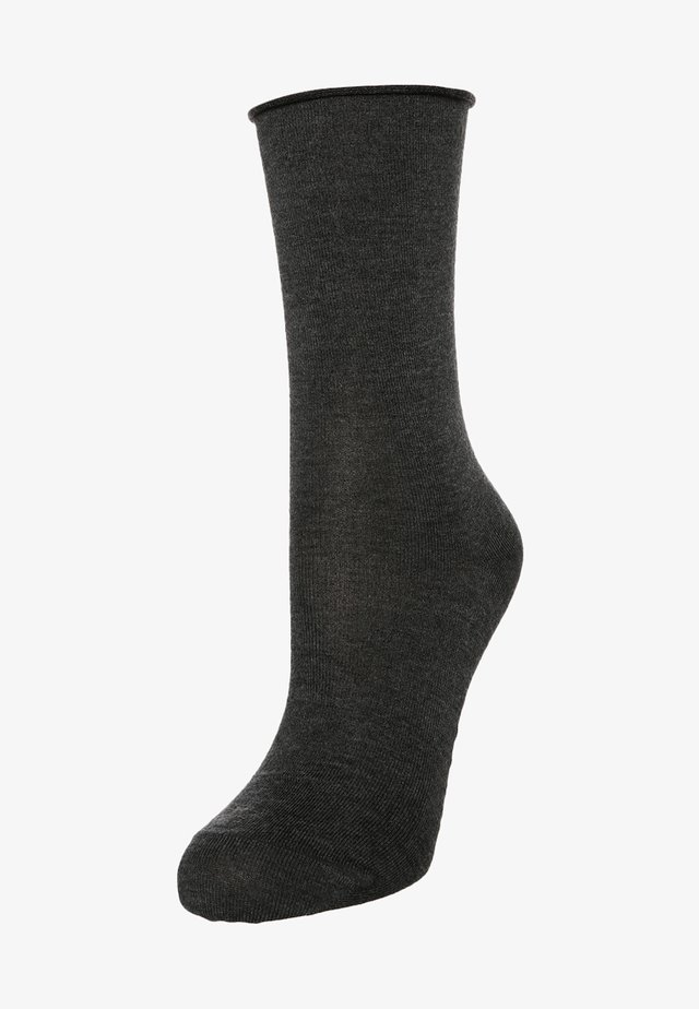 BREEZE SO - Sportovní ponožky - anthrazit melange