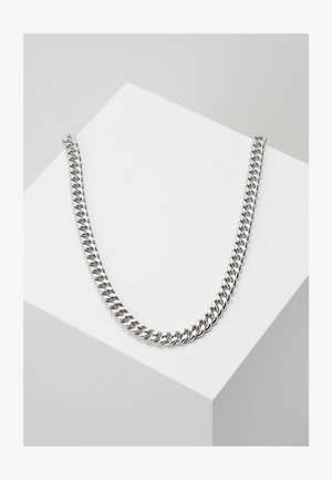 HEATHER NECKLACE - Necklace - rhodium-coloured