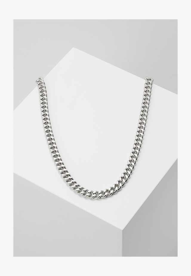 HEATHER NECKLACE - Collier - rhodium-coloured
