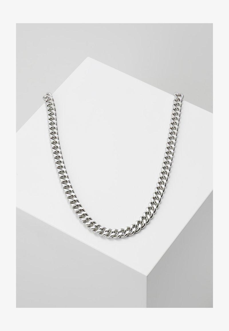 Weekday - HEATHER NECKLACE - Necklace - rhodium-coloured