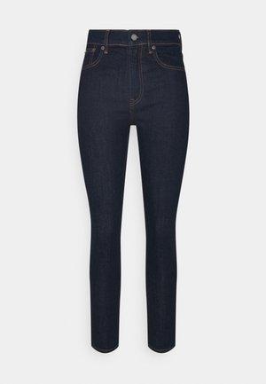 Skinny džíny - dark indigo