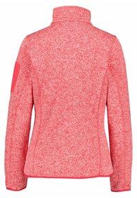 CMP - Fleece jacket - pink - 2