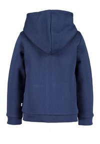 Blue Seven - BASICS - Zip-up sweatshirt - m01 - dk blau + nebel mel aop - 4