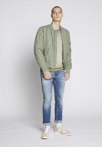 Tommy Jeans - SCANTON - Jeansy Slim Fit - blue denim - 1