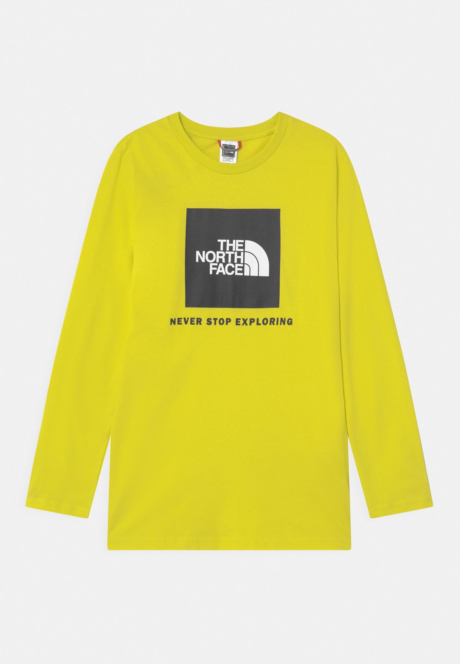 Kids BOX LOGO UNISEX - Long sleeved top