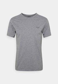 ALPHIS - Basic T-shirt - light grey