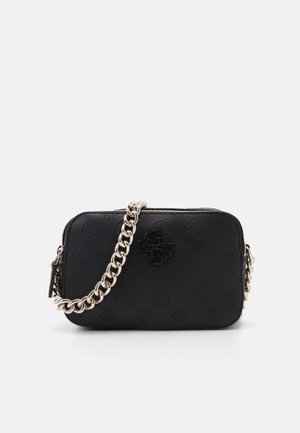 NOELLE CROSSBODY CAMERA - Schoudertas - black