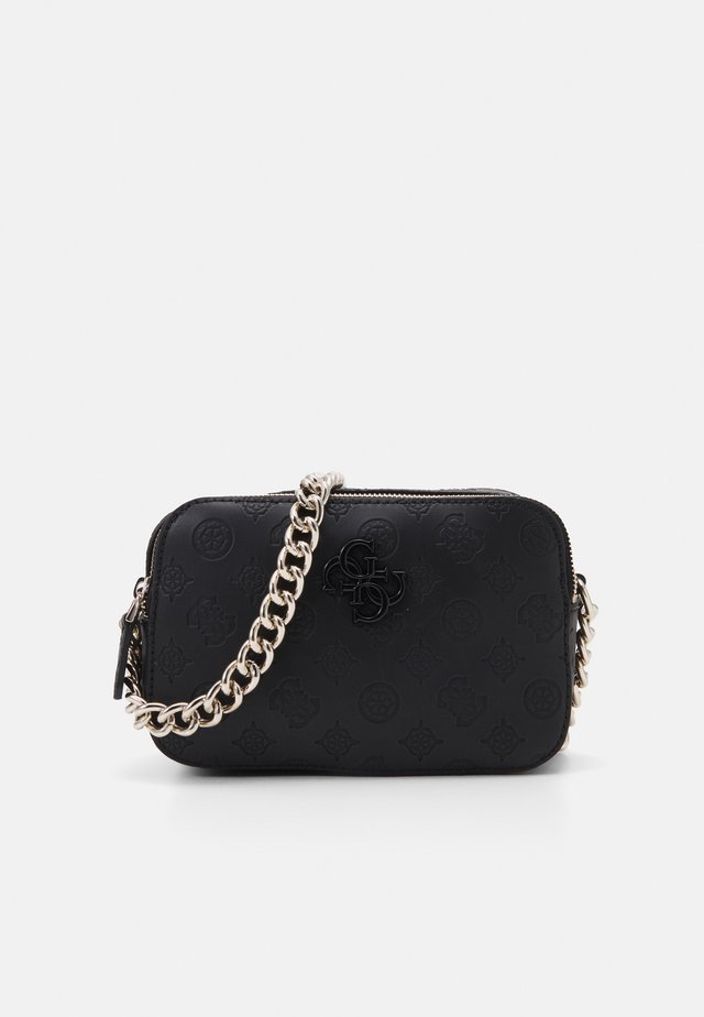 NOELLE CROSSBODY CAMERA - Axelremsväska - black