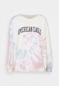 American Eagle - BRANDED CREW - Sweatshirt - multi - 4