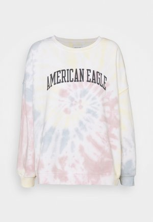 BRANDED CREW - Sweatshirt - multi