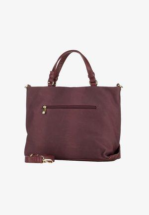 Handbag - burgund