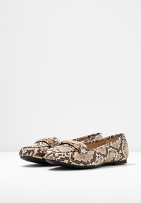 Dorothy Perkins Wide Fit - WIDE FIT LAIR - Slip-ons - multicolor - 4