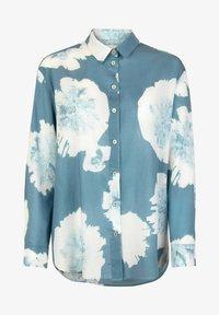 Lieblingsstück - FINOLAL - Button-down blouse - bleu - 0