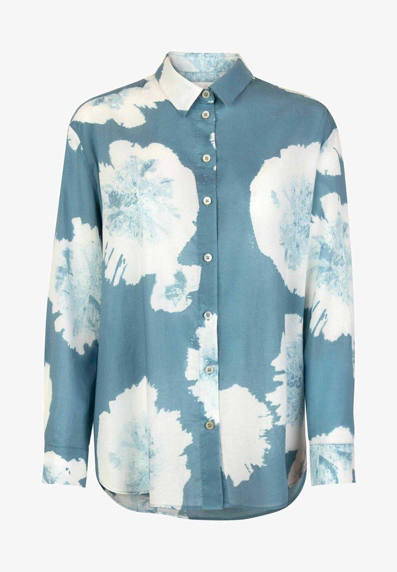 Lieblingsstück - FINOLAL - Button-down blouse - bleu