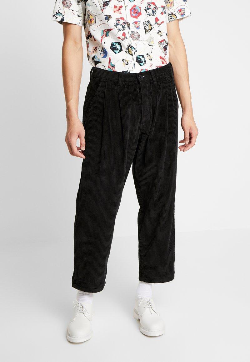 Denham - HARRY  - Spodnie materiałowe - black