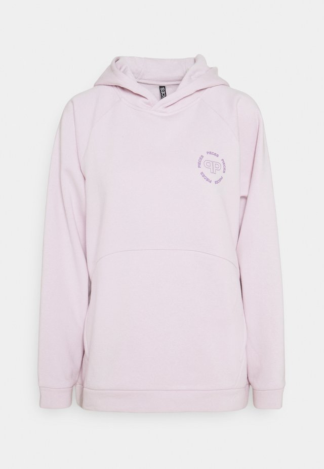 PCLIO LOUNGE - Sweatshirt - lavender fog