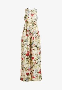 Mother of Pearl - SLEEVELESS BUTTON FRONT JUMPSUIT - Jumpsuit - wild flower - 5