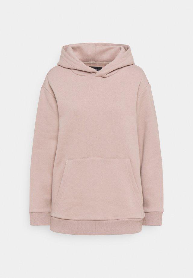 HOODIE - Sweatshirt - taupe